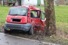 Verkehrsunfall Herzhorn