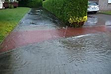 Unwetter über Kellinghusen