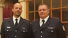 Neue Führung in der Amtswehr Kellinghusen